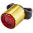 Lezyne Femto Drive Rear Sicherheitslampe gold